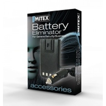 Mitex Battery Eliminator Pack
