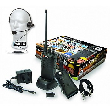 Mitex Site Boom Headset Pack Single