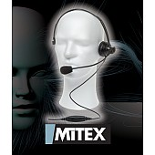 Mitex Boom OH Headset with PTT